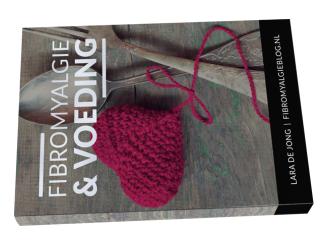 Cover ebook fibromyalgie en voeding